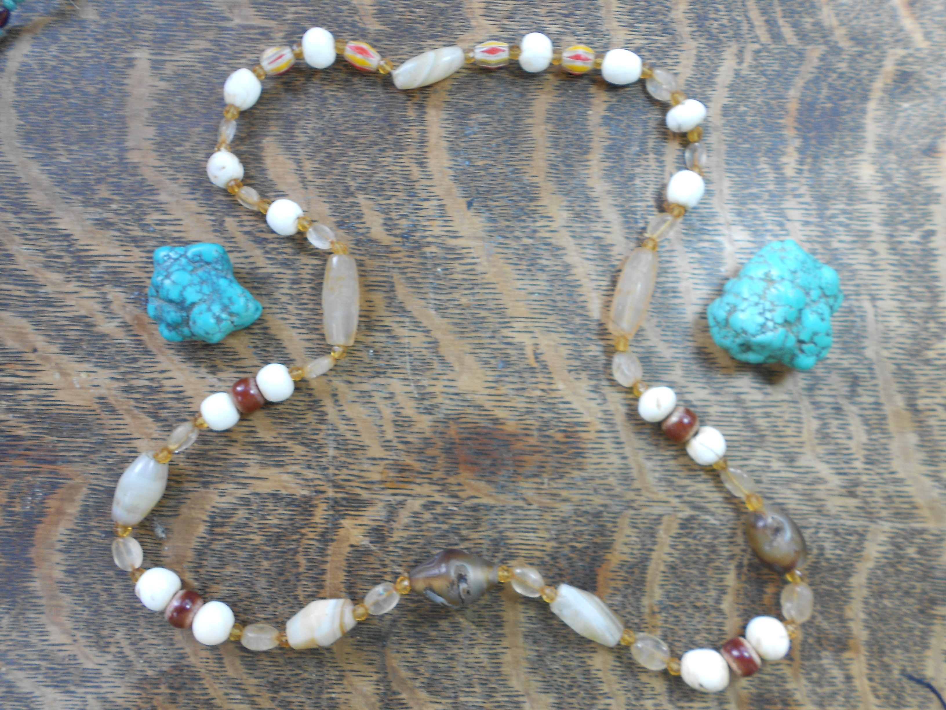 tibetan inspired necklaces 020