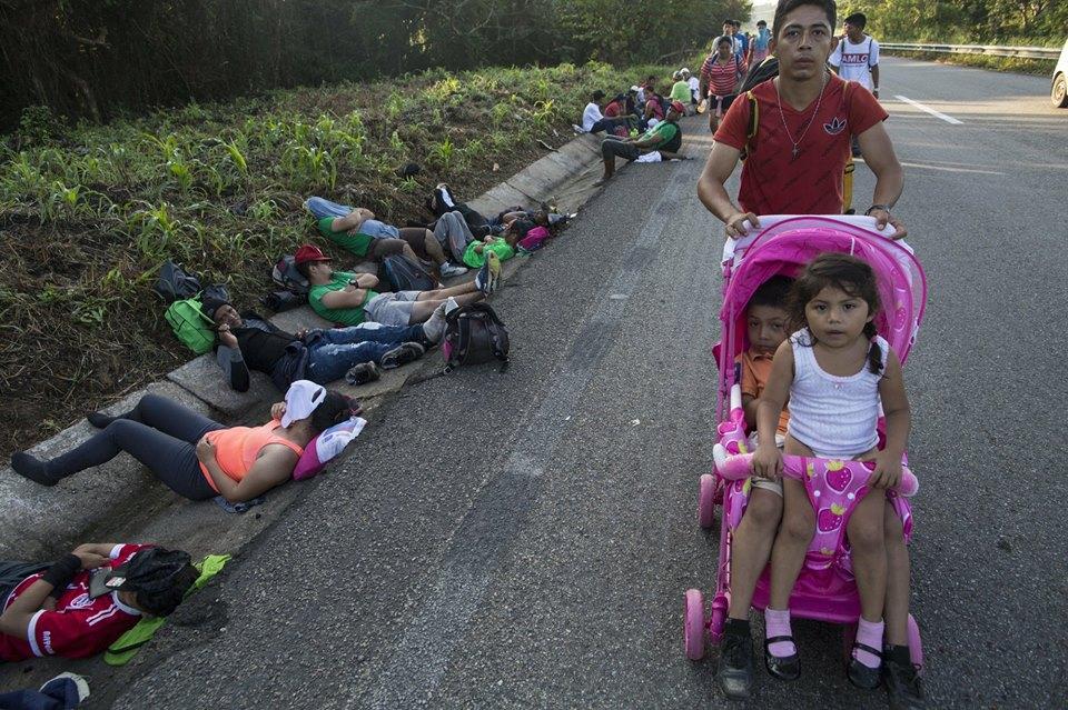 immigrant caravan 10 31